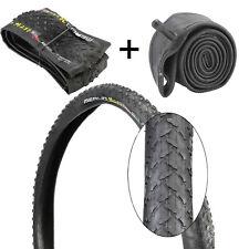 """26 X 1.95"""" Foldable Mountain Bike Tire 120TPI+Inner tube 26AV Puncture Resistant"""