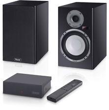 Magnat Magnasphere 33 cajas activamente par * negro * con radio, control remoto, transmisor
