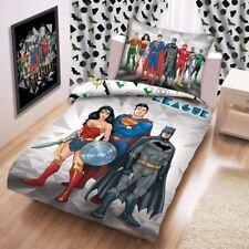 Justice League Bettbezug Batman Superman Wonder Woman 100 Cotton