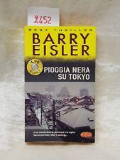 Pioggia nera su Tokyo di Barry eisler ATT tascabile