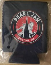 Pearl Jam Beer Can Coozie Koozie Boston Fenway Park Baseball Away Shows - New