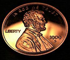 """1909-S VDB Lincoln Wheat Cent Medallion, 1.5"""" dia.,1 oz., .999 Fine Copper Round"""