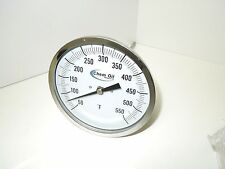 "THERMOMETER EVERY ANGLE 5"" FACE 4"" STEM 50-550*F <941K5"