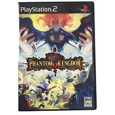 Phantom Kingdom PS2 PlayStation 2 Game NTSC-J JAPAN with Manual Like New