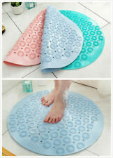 PVC Mat Anti-Slip Soft Massage Pad Shower Pad Bathroom Rugs Mat Supplies QK