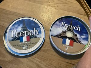 Language Lab French CD & Booklet, Learn French Simply