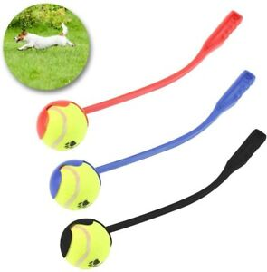Pet Ball Launcher Dog Exercise Sporty Thrower Dog Toy Apprx 65cm