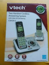 Vtech CS6429-2 Two Handset Cordless Landline Telephone/Answering System