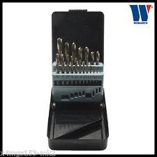 BGS-Werkzeug-Mano Izquierda Hss Brocas 19 Pc, 1 - 10 Mm-Pro gama - 2010