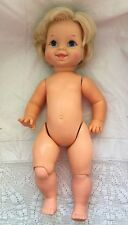 Vintage 1967 Mattel TIPPEE TOES Tippy DOLL for Parts Or Restoration WORKS!