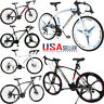 2020 Road Bike Shimano 21 Speed Bicycle 700C Mens Bikes Disc Brakes