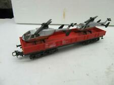 """HO - Marklin 29756 Gondola with Helicopter Load """"Feuerwehr"""" out of Starter Set"""