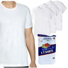 Fruit of The Loom Men's 3 Pack Dual Defense Crew Neck T-Shirts