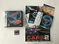 Cars 2: The Video Game (Nintendo DS, 2011)