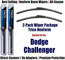 2pk Super-Premium NeoForm Wipers fit 1970-1974 Dodge Challenger - 16160x2