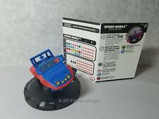 Spider-Mobile - G015 Marvel Avengers Infinity HeroClix Miniature Rare Colossal