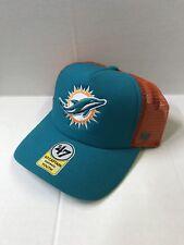NFL Miami Dolphins Youth Green/Orange '47 Captain Snapback Hat