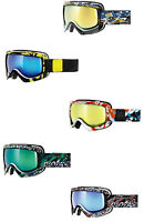 uvex g.gl 5 sioux cf - lens spheric lite mirror Skibrille Snowboardbrille Brille