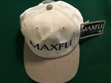 Vintage Maxfli Xs Golf cap New with tags