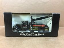 Snap On Tool Collectable 1934 Ford Tow Truck 1:43 Scale Die Cast
