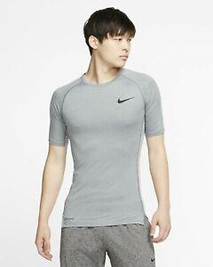 Nike Pro Base Layer Men's Tight Fit Training T-shirt Size XL (BV5631 085)