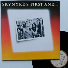 "LP 33T Lynyrd Skynyrd  ""Skynyrd's first and... last"" - (TB/EX)"