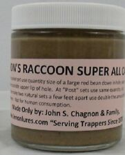 Lenon's Raccoon Super All Call - Raccoon Lure / Scent 4 oz. Bottle