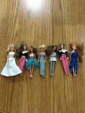 Lot Of 7 Kenner Glamour Gals