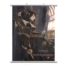 Fate/Apocrypha Semiramis Wall Scroll Poster free shipping(23.6X31.5 in)
