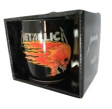 Metallica Band Ceramic Coffee Mug ~ 400ml  ~ New in Box ~Free Shipping