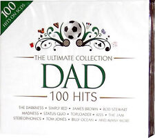 Ultimate Dad 5 CD 1970 70s 1980s 80s 90s Original Music