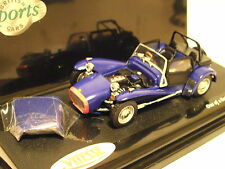VITESSE LOTUS SUPER 7 DARK BLUE 1/43 27501