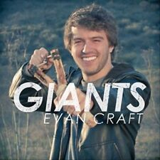 Giants 2012 by Evan Craft *NO CASE DISC ONLY*