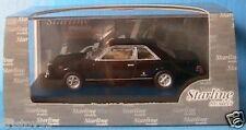 FIAT 130 COUPE 1971 NOIRE STARLINE 508940 1/43 BLACK ROADSTER ITALIA NOIR