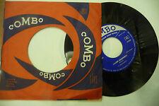 """I BRAVADOS""""LIMON LIMONERO-disco 45 giri COMBO It 1964"""""""