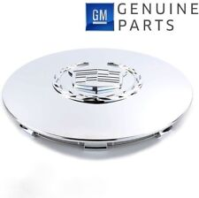OEM NEW Wheel Hub Center Cap Chrome 03-06 Cadillac Escalade C4575 4575 9594877