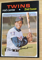 1971 Topps #210 ROD CAREW (Minnesota Twins)