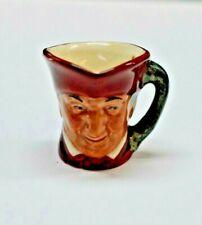 """Royal Doulton Cardinal Mini Character Toby Mug Jug 1.25"""""""