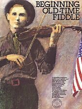 Beginning Old-Time Fiddle NEW 014003850