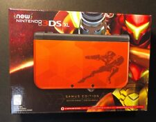 Nintendo New 3DS XL Metroid / Samus Edition NEW