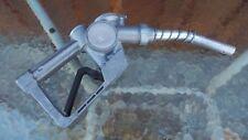 Vintage Gas Pump Nozzle Signed HUSKY