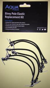 Aqua Products Replacement Bivvy Elastic Kit