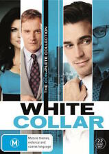 White Collar : Complete SERIES Seasons 1 - 6 : NEW DVD