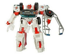 Transformers Voyager Movie Style RATCHET white variant toy figure RARE & NICE