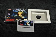 Nintendo SNES Flashback Boxed