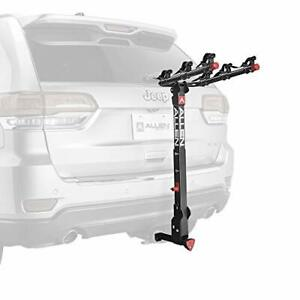 Allen Sports Deluxe+ Locking  3-Bike Carrier for 1 1/4 in. and 2 in. Model 830QR