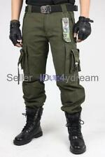 men's millitary clothing Tactical Pants Outdoor Camo workwear Trousers SZ 27-38