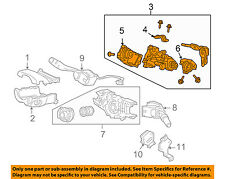 HONDA OEM 04-07 Accord-Ignition Lock Cylinder 35100SDAA71