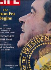 LIFE-nov 15,1968-THE NIXON ERA BEGINS.