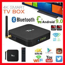 TX6 Android 9.0 Smart TV BOX Allwinner H6 2GB 16GB Quad Core WIFI 2.4G